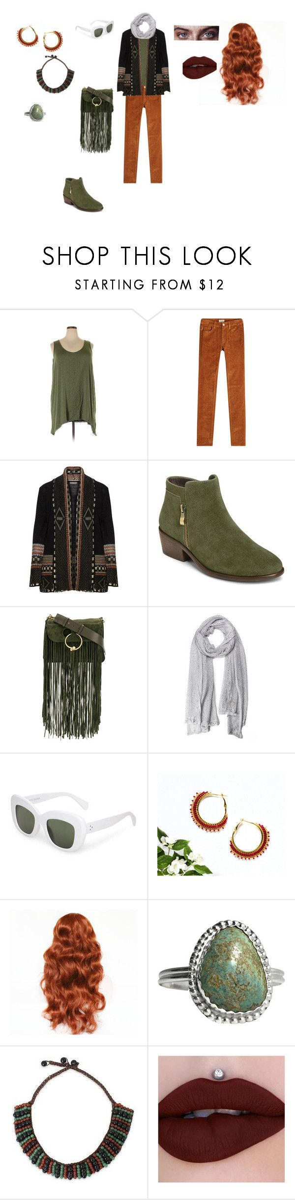 """Casual Outfit"" by helena94-1 on Polyvore featuring Nanette Lepore, Zadig & Voltaire, Open End, Aerosoles, J.W. Anderson, Steve Madden, NOVICA, polyvorefashion and plus size clothing"
