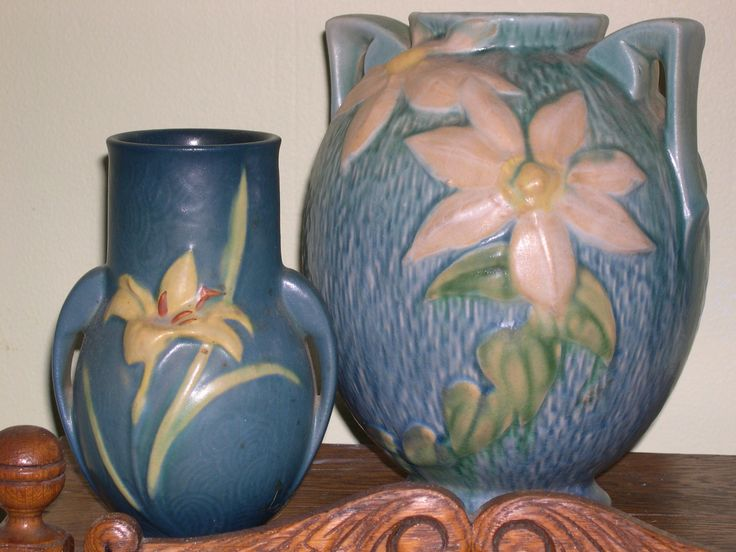 Tips for Collecting Roseville Pottery