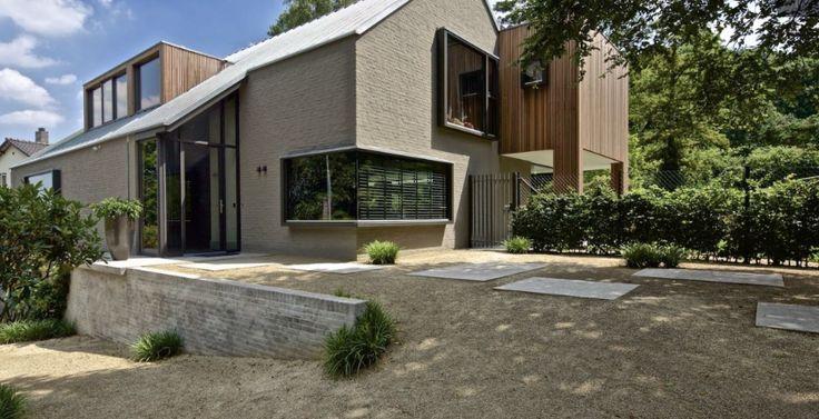 geel grind en schellevis betontegels (antraciet 2x1m)