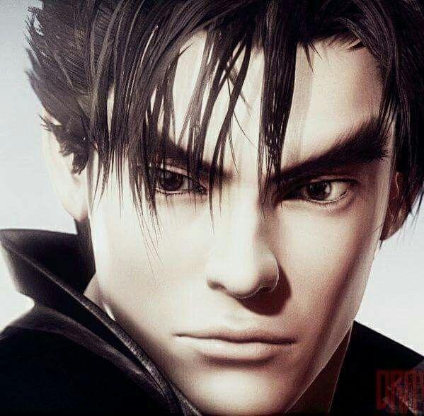 Vishal Emperor Jin Kazama Video Game Characters Fighting Games