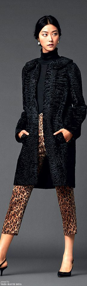 ~ Living a Beautiful Life ~ Dolce & Gabbana Winter '14 collection