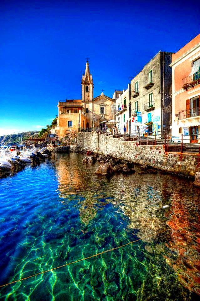 Ne plus vouloir rentrer de vacances I #Sicile I