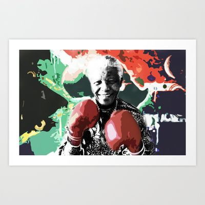 Madiba magic Art Print by BellaVitaPhotos - $17.68