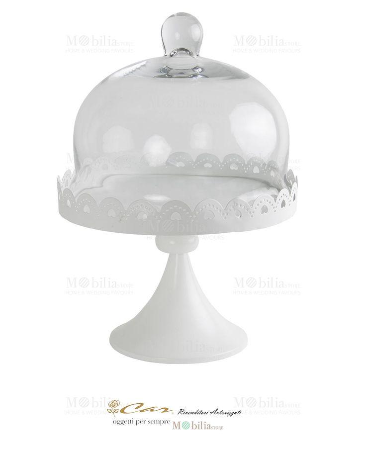 Alzatina grande con Cupola Car bomboniere per arredare la tua cucina o per fare un regalo davvero unico e inimitabile. Scopri le eccezionali promozioni su Mobilia Store