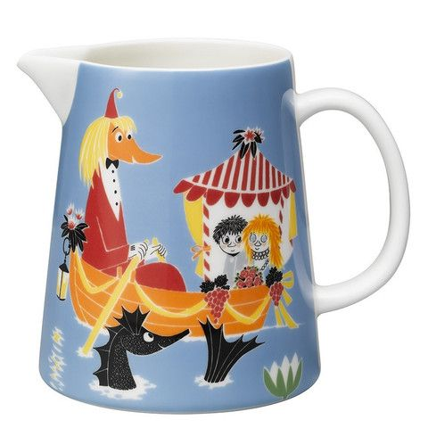Moomin Friendship pitcher 1 l by Arabia