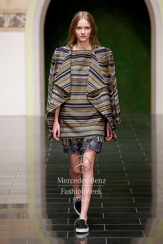 Mercedes-Benz Fashion Week Berlin - Focus On Fashion -