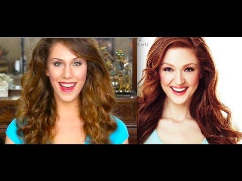ELF Makeup Tutorial: Beauty At All Ages 2012 Look - YouTube