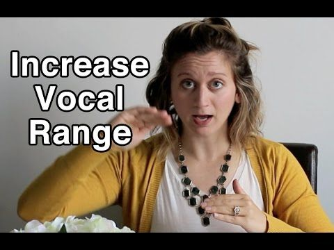 I get a lot of questions about stretching vocal range!  Here are some fun exercises that can help you relax your voice so you can bust through your vocal ceiling.  Hope you enjoy!
