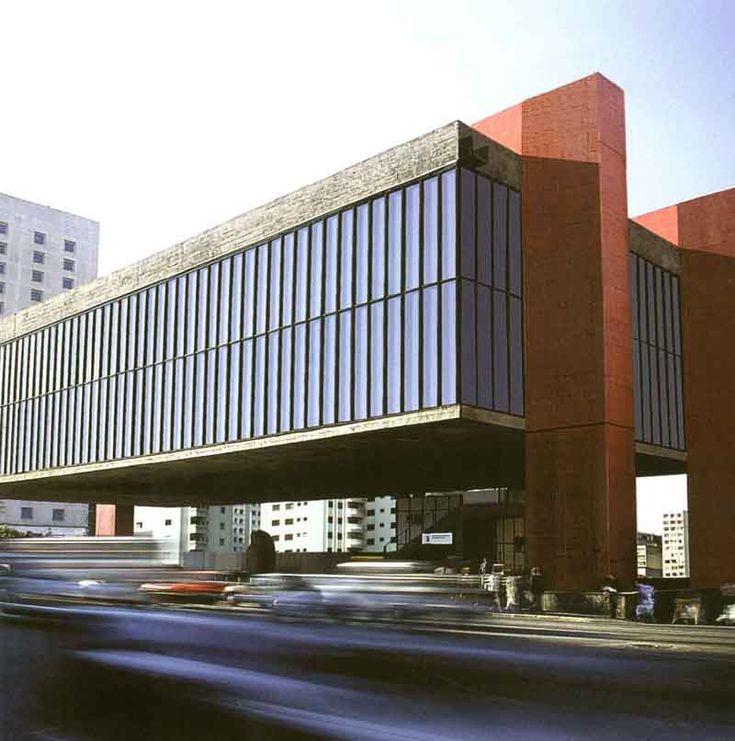 Places: SP - MASP, Museu de Arte de São Paulo (Thx Virna)
