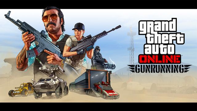 The manufacture and distribution of illegal arms comes to Southern San Andreasnext week on Tuesday June 13th in Gunrunning, the latest GTA Online update for PS4, Xbox One and PC. Fortify a subterranean bunker, decimate your enemies in a Mobile Operations Center, wreak havoc in a new fleet of Weaponized Vehicles, and make your mark on the SA arms trade. Watch the new trailer above.
