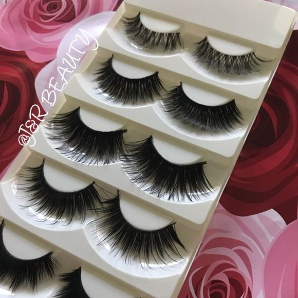 Shop Women's Black size OS False Eyelashes at a discounted price at Poshmark. Description: +$3 Add on Eyelash Glue +$2 Add on eyelash Applicator Please message me if you want to add them⭐️ ❌No Offers ✅ Bundle & Save # tags Iconic, mink, red cherry eyelashes, house of lashes, doll, kawaii, case, full, natural, Koko, Ardell, wispies, Demi , makeup, Iconic, mink, red cherry eyelashes, wispies, Demi , makeup, mascara, eyelash applicator, Mykonos Mink , Lashes , wispy ,eyelash case, m...