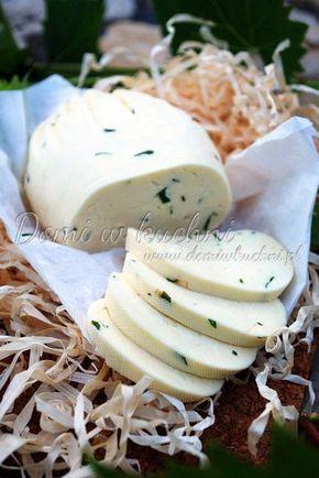 Domowy ser jak oscypek