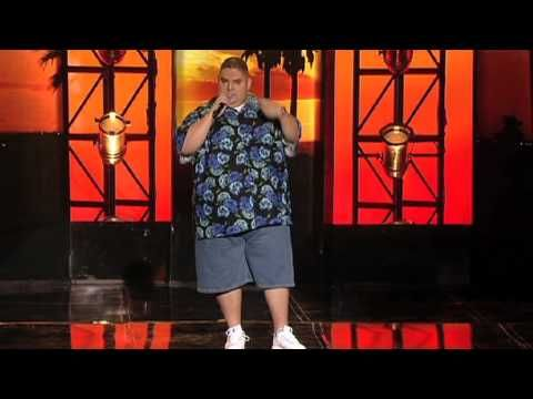 """Last Comic Standing and My Mom"" - Gabriel Iglesias- (From Hot & Fluffy comedy special)"