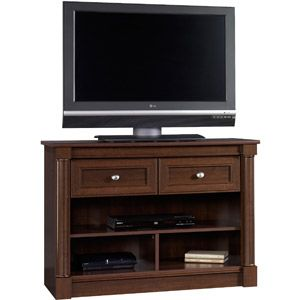 "Better Homes and Gardens Ashwood Highboy Cherry TV Stand, for TVs up to 42-7/8""  179.00  Walmart No.:	551164067"