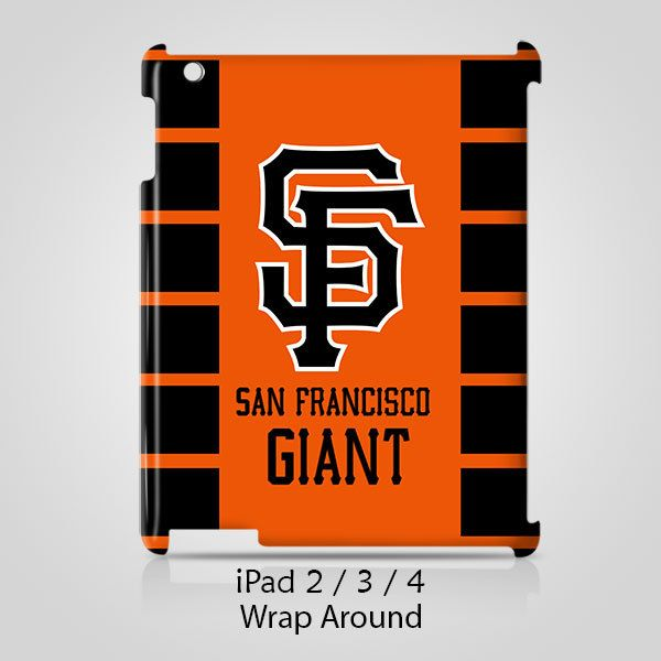 San Francisco Giants Logo iPad 2 3 4 Case