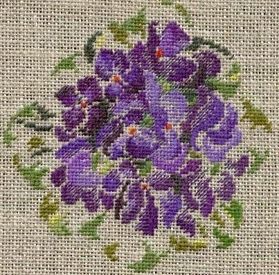 Deux sous de violettes - Le fourre-tout de Marie-Thérèse Saint-Aubin