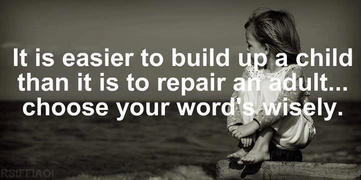 Tip on raising future adults.