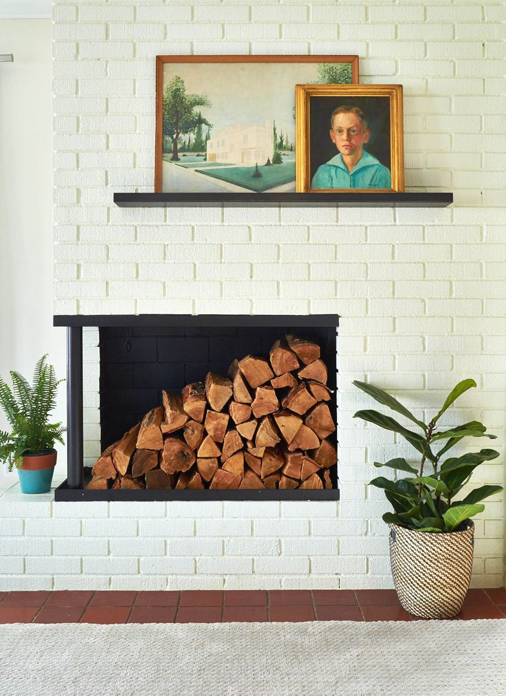 Take a Look Inside this Clean, Modern Living Room Makeover | Curbly