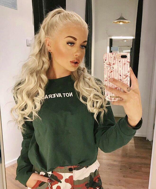 ️ka 165 La Kiss ️ ️beautify Blonde ️ Pinterest Kiss