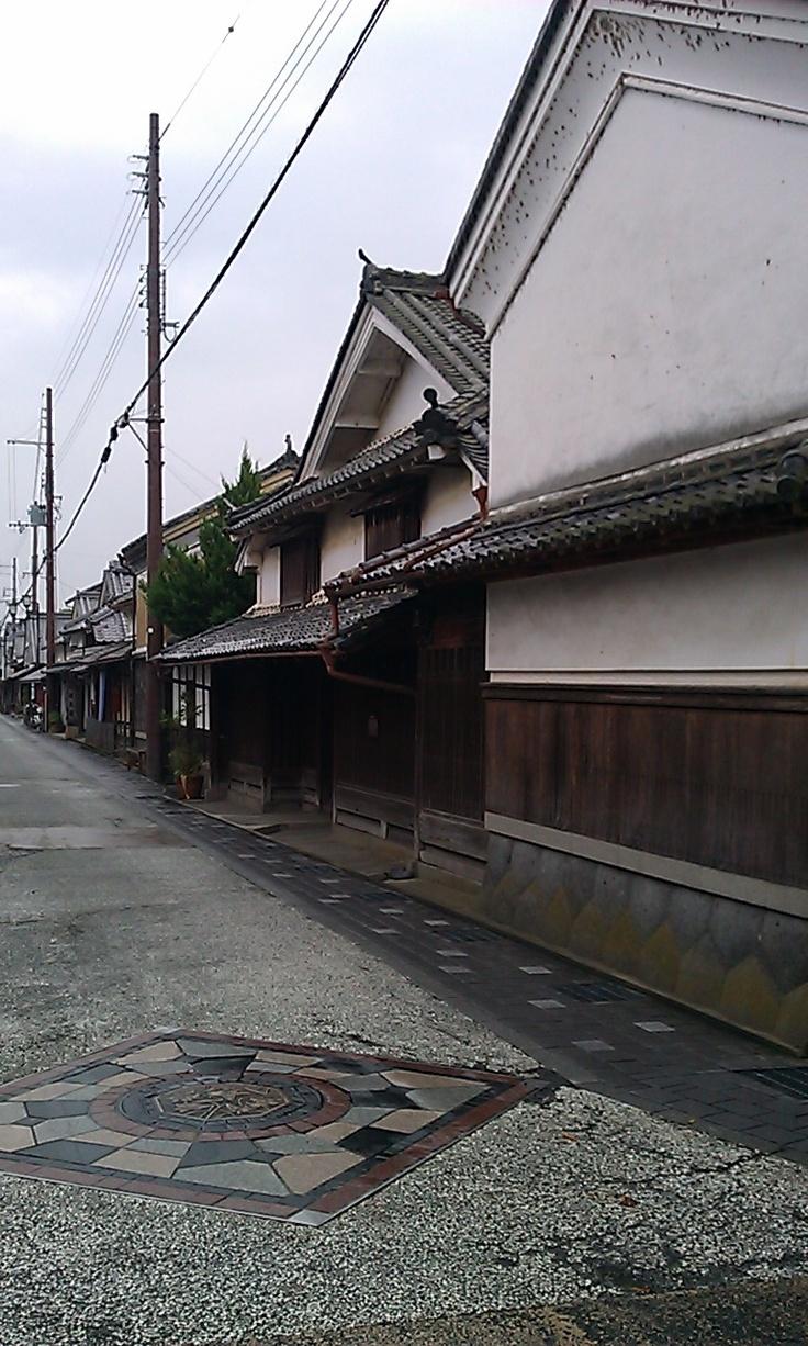 河原町妻入り商家群 #sasayama