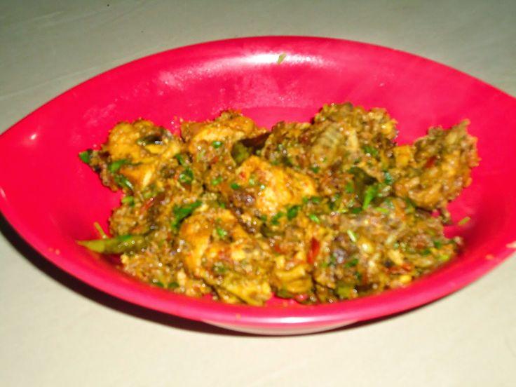YUMMY SOUTH: Nellai chicken fry /Thirunelveli Kozhi fry