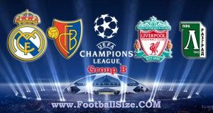 UEFA Champions League 2014/15 Group B