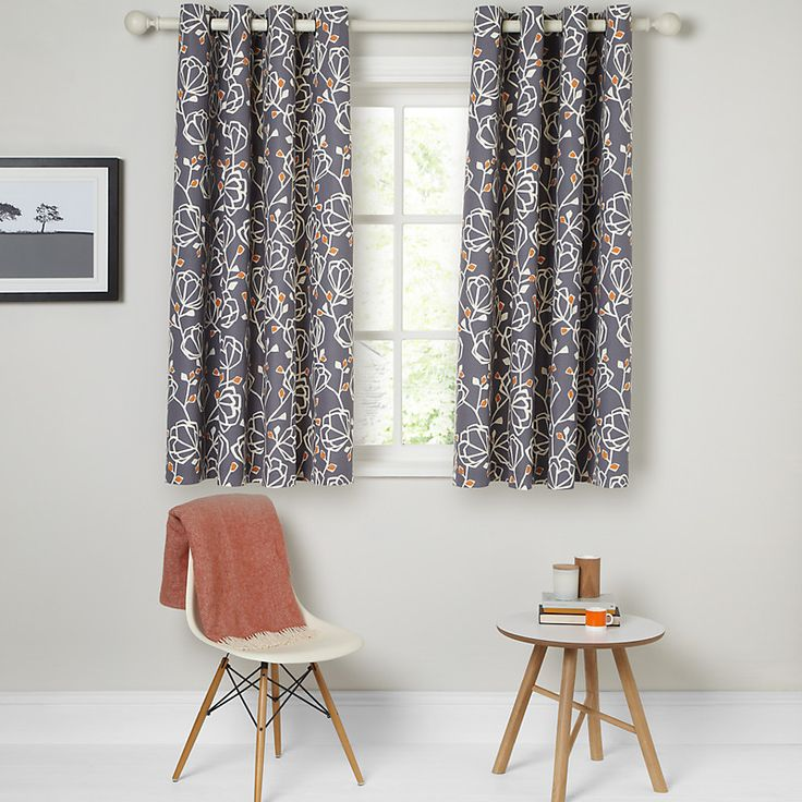 Buy John Lewis Heidi Lined Eyelet Curtains From Our View All Ready Made Panels Range At