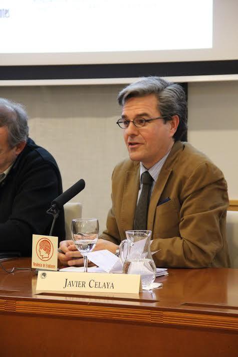 Javier Celaya en el Master de Propiedad Intelectual de la UAM