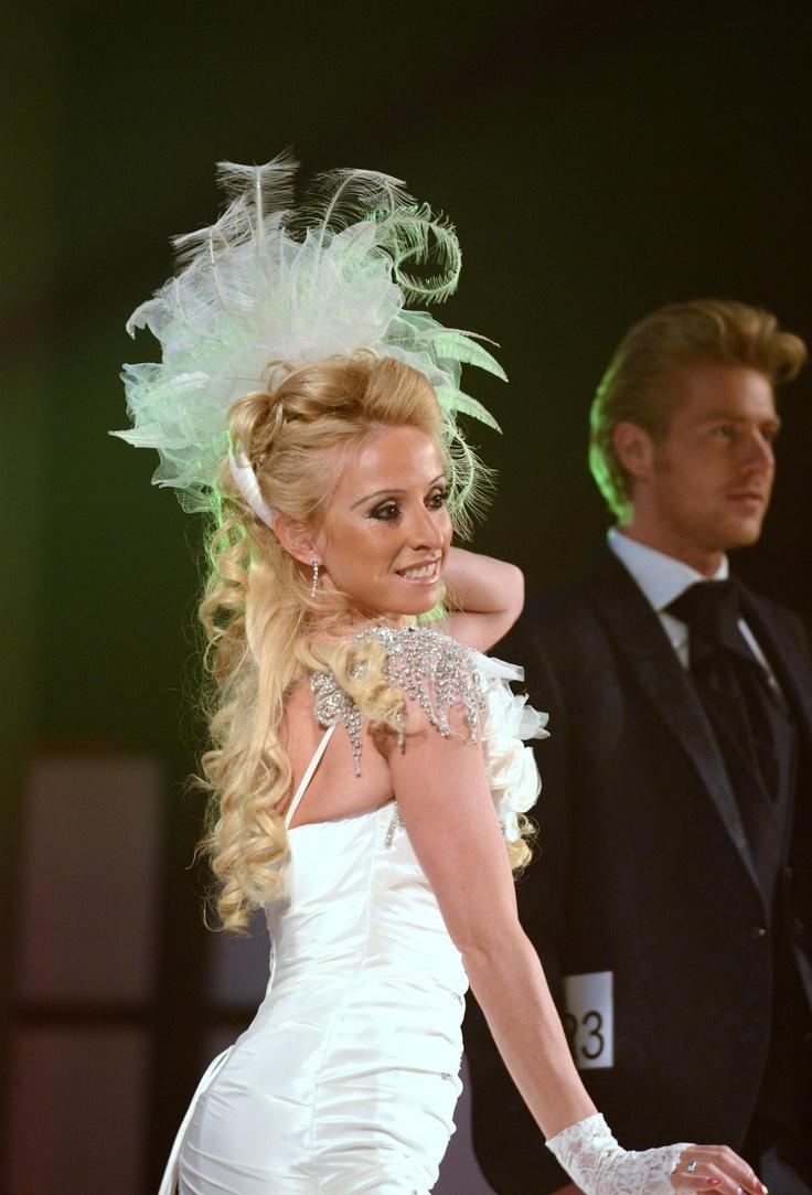 Sounds of Love trouwbeurs 26-27 januari 2013 met wervelende shows van Koonings Bruid en Bruidegom.