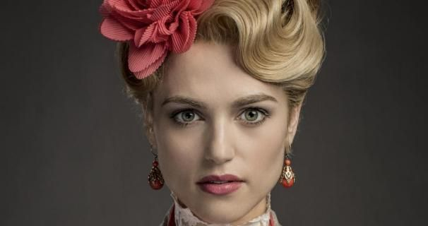 Merlin's Katie McGrath: Going blonde for Dracula changed me