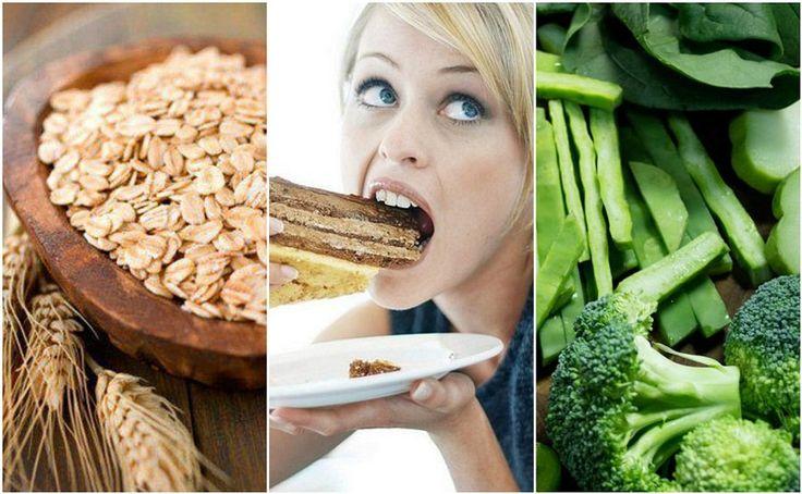 ¿Quieres inhibir tu apetito para controlar el exceso de peso? Te compartimos 8 alimentos saciantes que te ayudarán a aliviar la ansiedad por la comida.