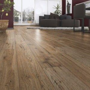 Kaindl 8mm Natural Touch Hickory Kansas Laminate Flooring - 34077 AV