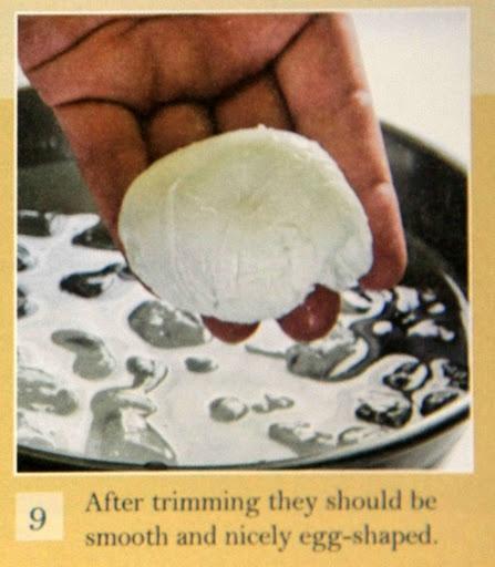 яйца пашот - правила варки