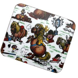 Thelwell Pack of 4 Coasters