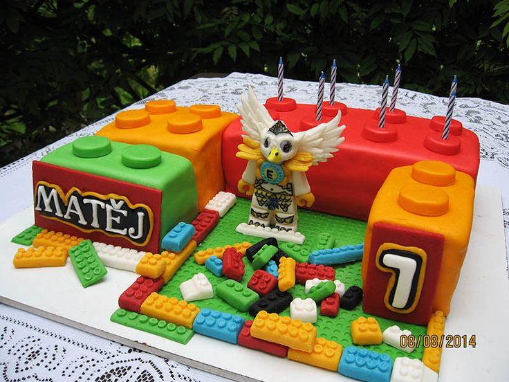 LEGO CHIMA pro vnoučka