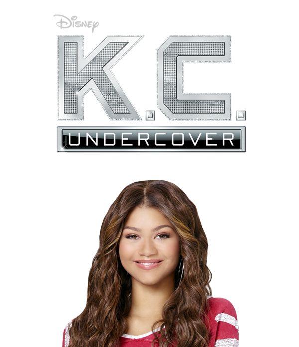 Zendaya KC Undercover