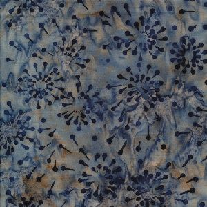 Celestial Batik Premium Cotton Quilting Fabric  by KeystoneQuilts, $7.49