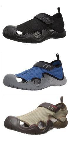 d2764935b6d Crocs Men's Swiftwater Mesh Sandal #sandals | Mens Sandals | Crocs ...
