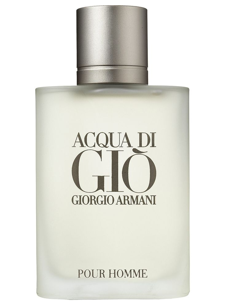 Acqua di Gio Giorgio Armani cologne - a fragrance for men 1996