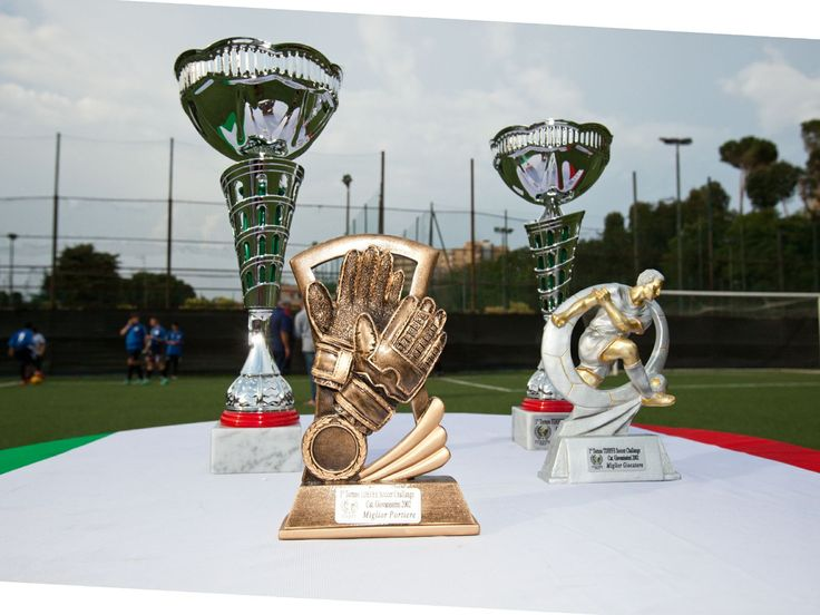 """1 Torneo TDEFFE """"Soccer Challenge"""" 07-25 giugno 2016 Trofei primi e secondi classificati miglio giocatore e miglior portiere"""