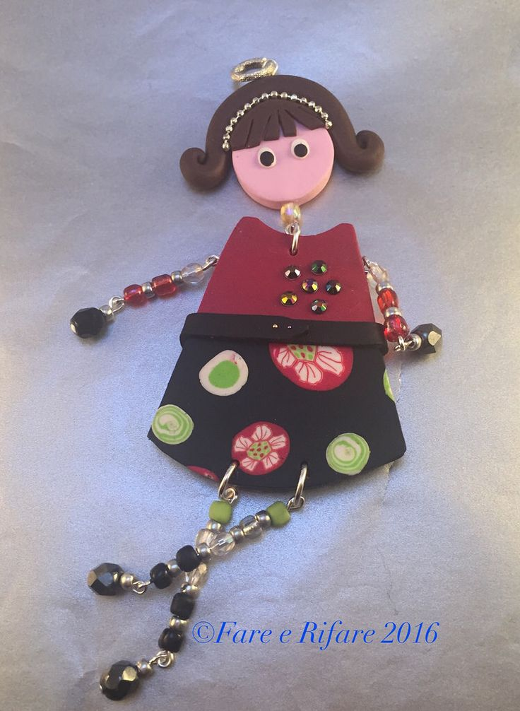 Le Franchine - Polymer clay