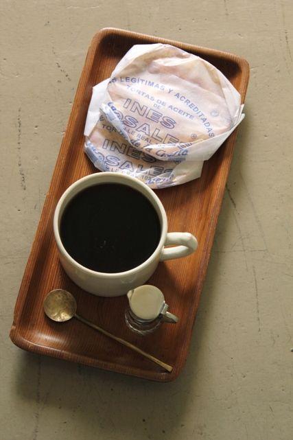 Coffee + Brass Spoon - IRRE