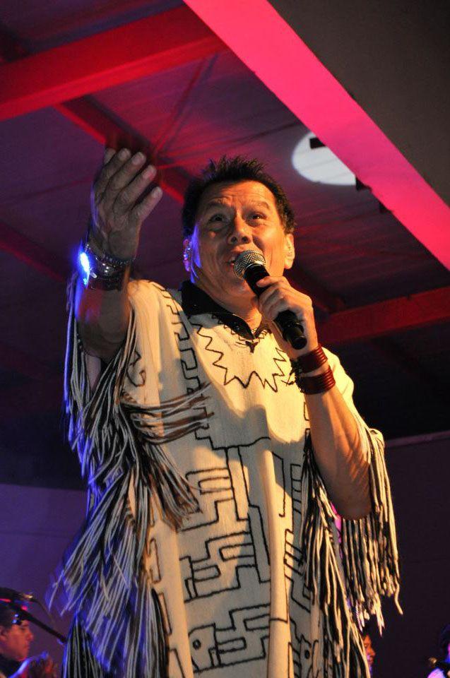 Los Kjarkas es un grupo musical boliviano