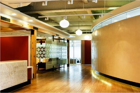 Building a Startup Environment into Your Office Space via @Coy Davidson