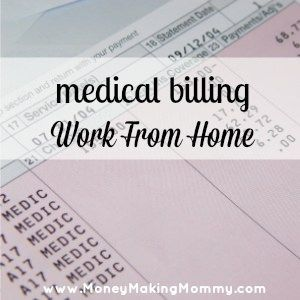 medical billing and coding from home