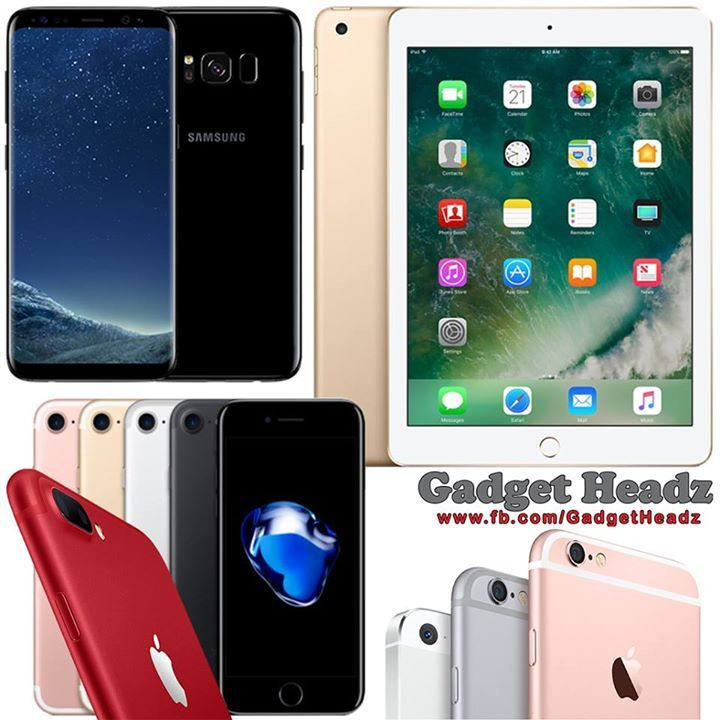 Stock Update Aug, 28 2017 (ALL UNITS ON-HAND)  Apple  Brand New iPhone 7 Gold 256GB Open Line - P39,000 Brand New iPhone 7 Matte Black 32GB Globe - P31,000 Brand New iPhone 7 Rose Gold 32GB Globe Locked - P31,000 Brand New iPhone 7 Gold 32GB Globe Locked - P31,000 Brand New iPhone 7 Matte Black 32GB Smart - P31,000 Brand New iPhone 7 Rose Gold 32GB Smart - P31,000 Brand New iPhone 7 Gold 32GB Smart Locked - P31,000 Brand New iPhone 7 Matte Black 128GB Smart - P36,000 Brand New iPhone 7 Gold…