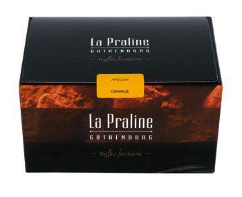 La Praline - Truffles Orange 200g - La Praline, ChokoDays.de - 1
