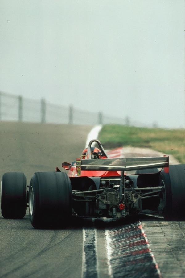 Gilles Villeneuve - Jarama 1979