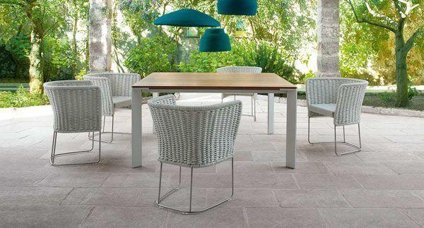 Sedia Ami - design Francesco Rota - Paola Lenti