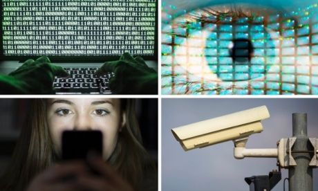 Intelligence agencies may be hoovering up data on a massive scale.